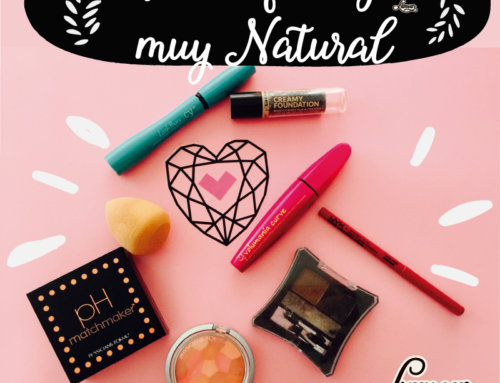 MAQUILLAJE NATURAL